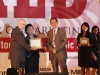 Presenting Award to Prof. Philip Kotler